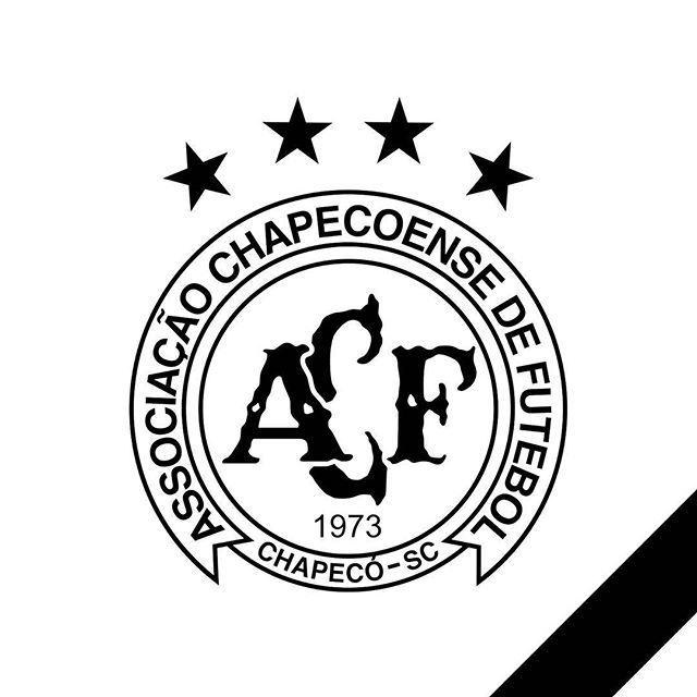 My sincere condolences to the families, club and fans of @chapecoensereal football team and all the other passengers and crew members who lost their lives in the tragic plane crash in Colombia. #ACF #football #CONMEBOL #CopaSudamericana #Brazil #sadness #sorrow #forçachape