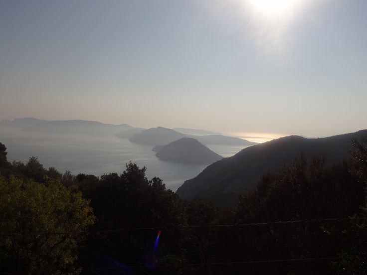 View from Skopelos