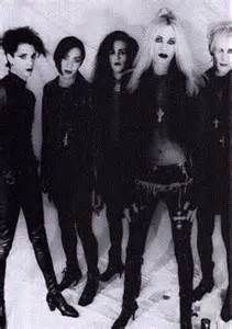 london after midnight band - Many member changes.
