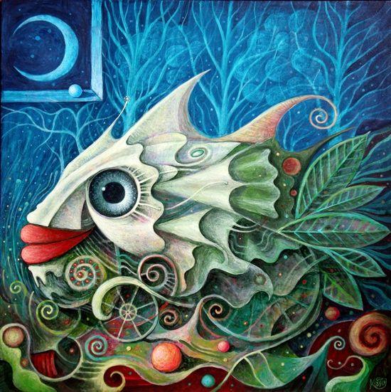 Magiczna rybka VII
