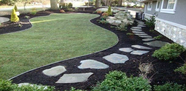 Front Yard Pathway Design