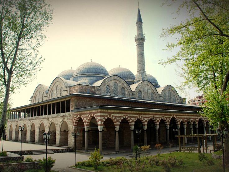 Büyük Piyalepaşa Cami, Beyoğlu, Kasımpaşa. Mimar Sinan