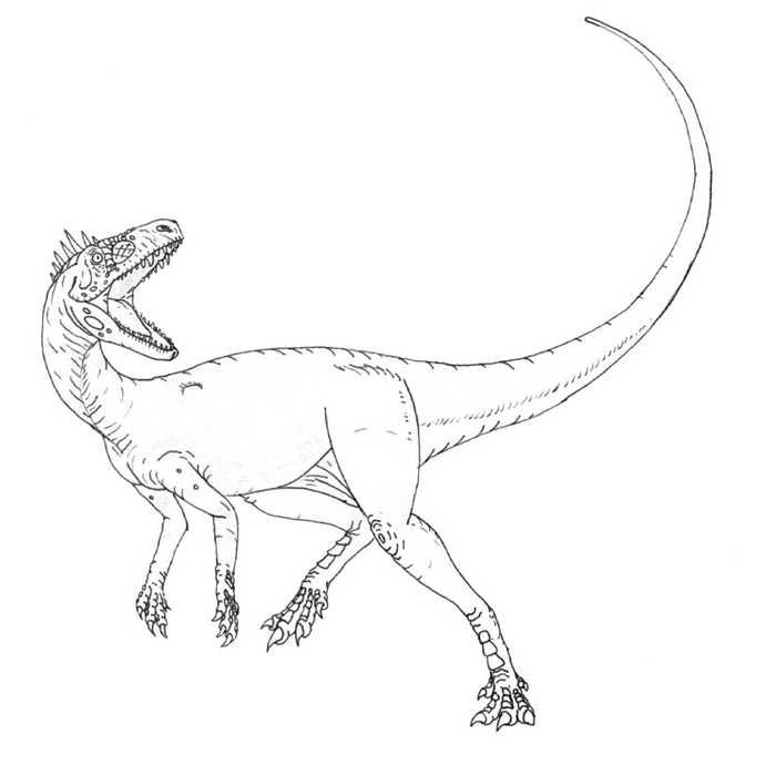 Free Coloring Sheets Dinosaur Coloring Pages