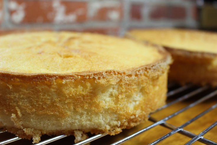 Gretchen S Bakery Yellow Cake