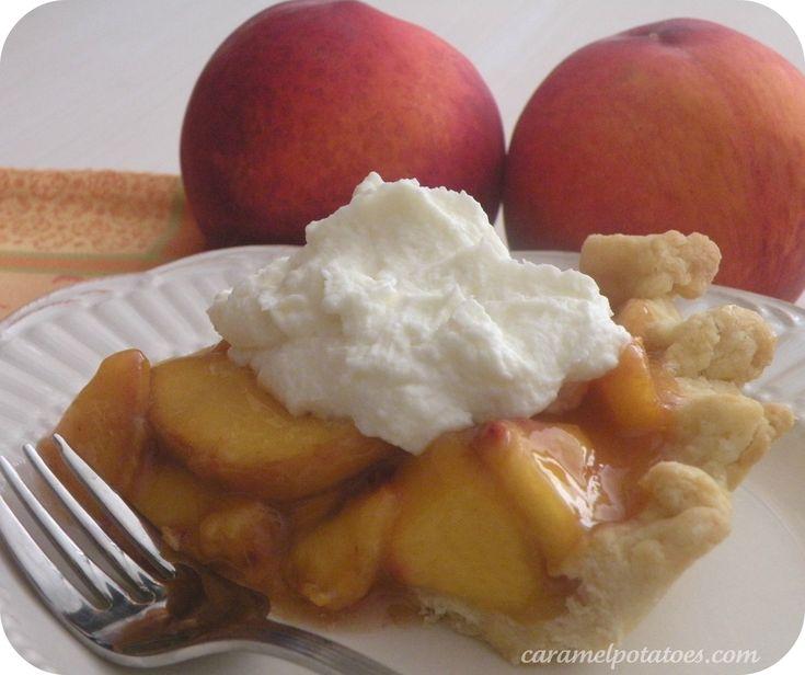 frischer Pfirsichkuchen-himmlisch!   – Recipes