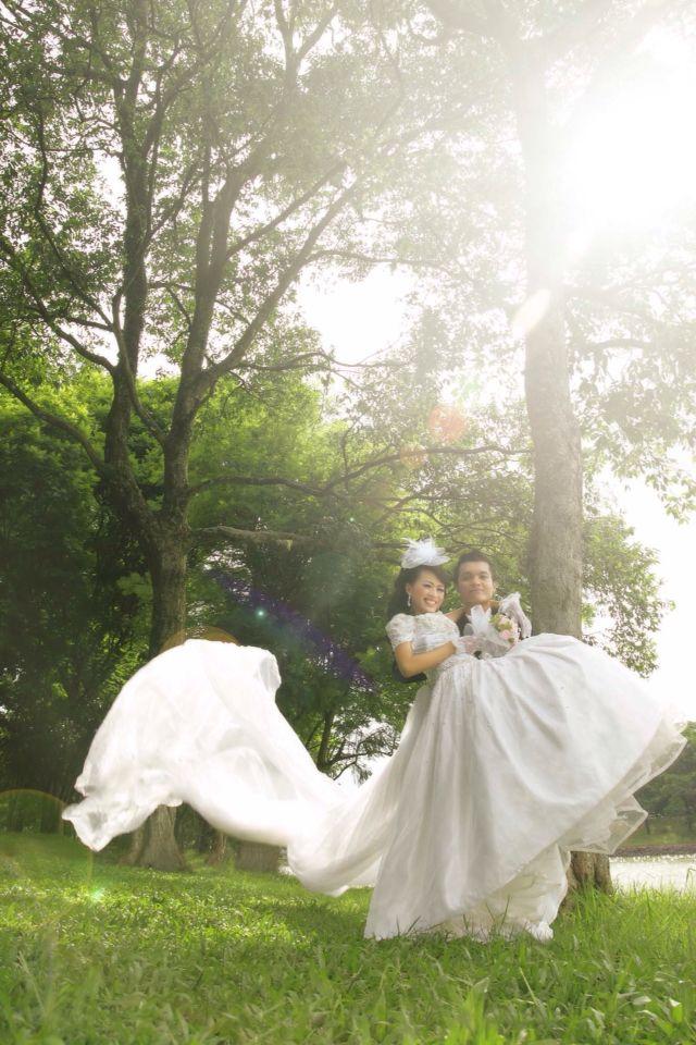 prewedding shoot