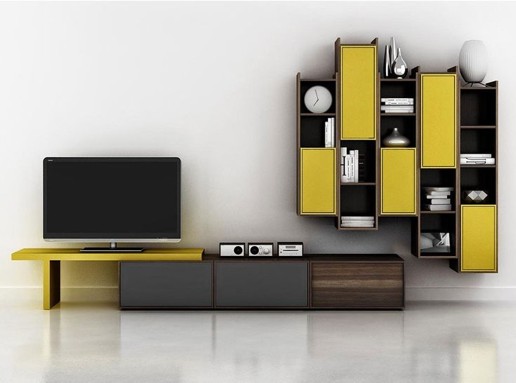 547 best TV wall unit images on Pinterest Tv wall units Tv