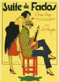 fados vintage poster