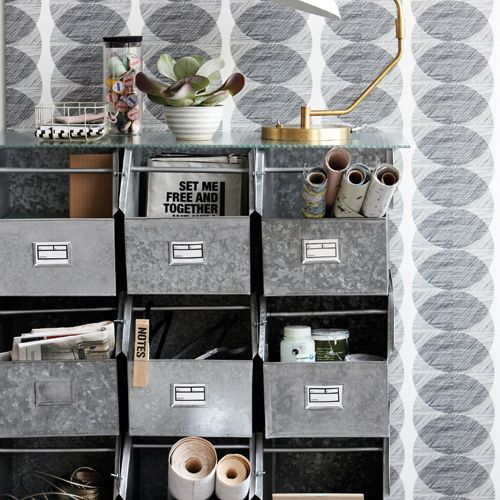 139 best images about style factory on pinterest house - Casier mural rangement ...