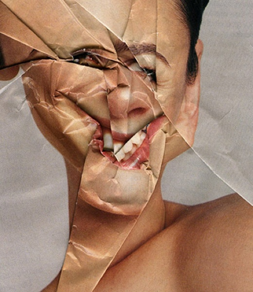 """Paper Surgery"" by  Stephen Shanabrook and Veronika Georgieva."