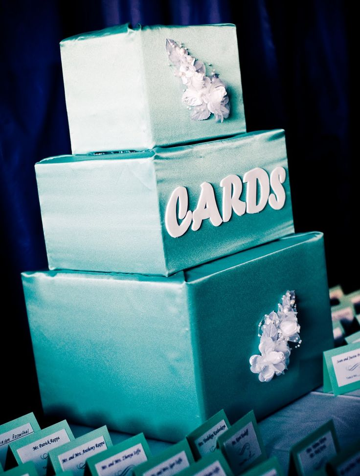 wedding gift card holders%0A Gift card box jpg