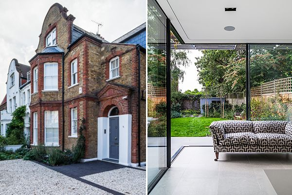 Out Old Streatham Victorian House Becomes