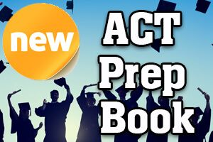 New Cheap ACT Prep Book - Great ACT Study Guide!