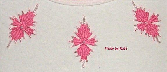 Embroidery :  Kamal Kadai/polka spider/needle weaving/pin weaving/Tenerife work.-pinkpearldiamond250x574.jpg