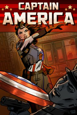 Peggy Carter (Captain America) - Marvel Puzzle Quest Wiki - Wikia