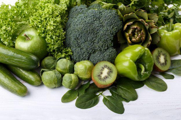 Frutas E Vegetais Verdes | Vegetales
