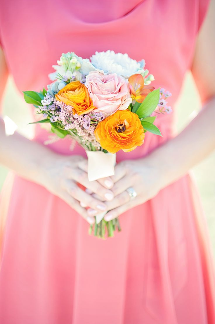 131 best wedding bouquets images on pinterest bridal bouquets orange grey and pink bouquet photo by elizabeth ann photography colorado dhlflorist Choice Image