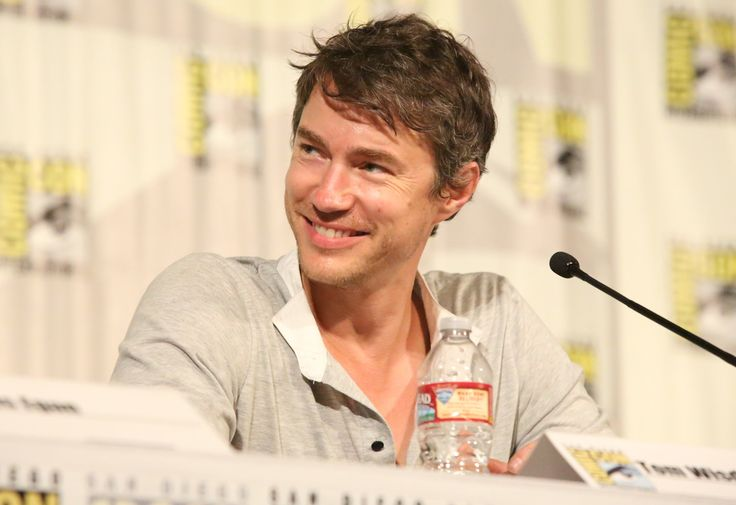 Tom Wisdom - Dominion Panel for SDCC 2014