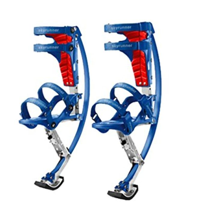 Child Youth Kangaroo Shoes Jumping Stilts Kids Fitness Exercise (66-110lbs/30~50kg) -- You can find out more details at the link of the image. (This is an affiliate link) #LeisureSportsGameRoom