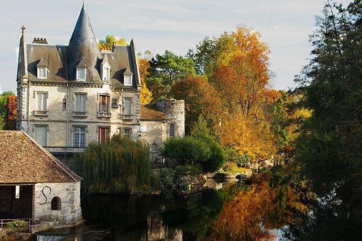 Moret-sur-Loing sur les pas des Impressionnistes : Les villages de France les plus romantiques - Linternaute