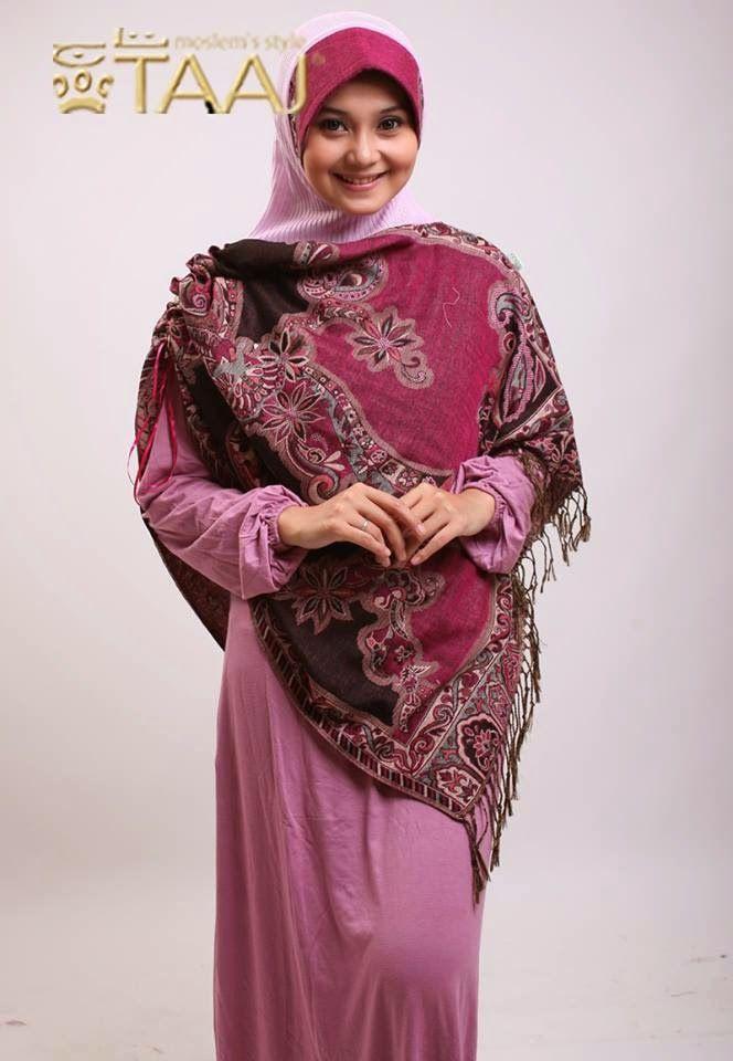 Jilbab Pashmina Instan Modern