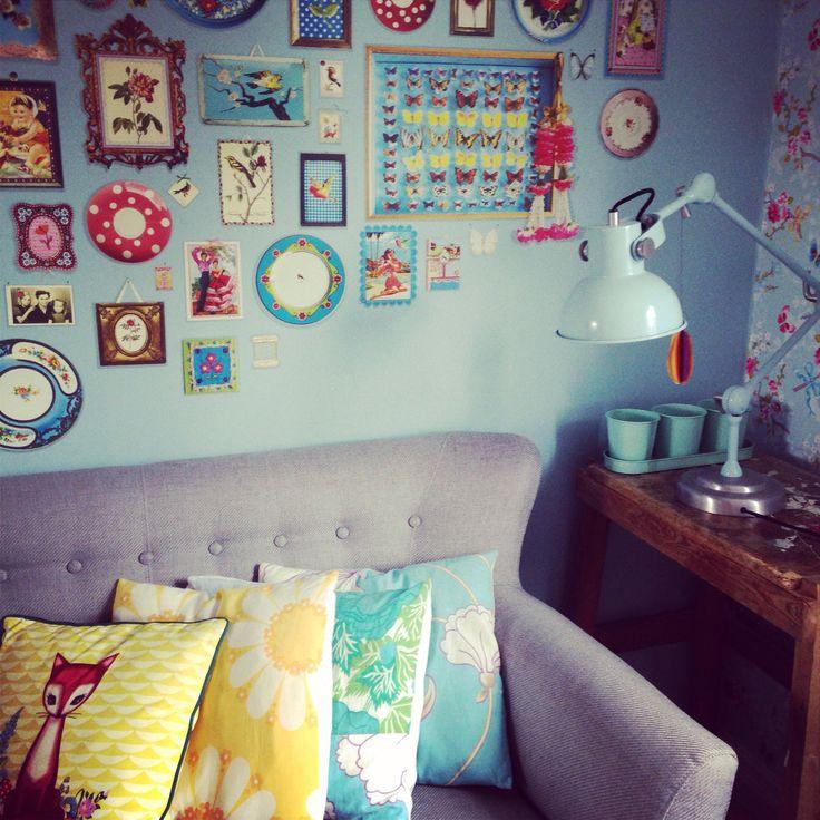 Pip studio retro livingroom