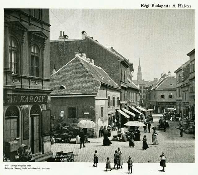 1895. Hal tér