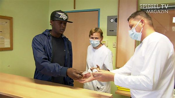 Germany: Migration Crisis Becomes Public Health Crisis