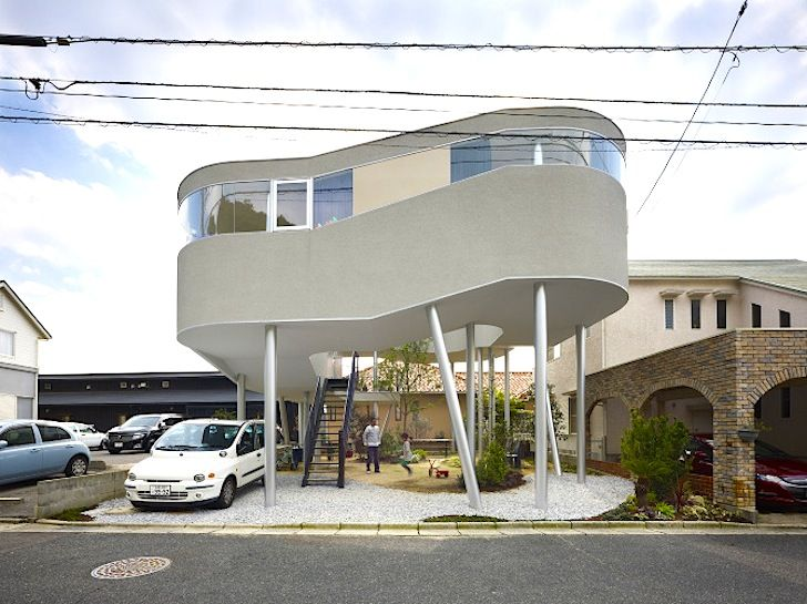71 best Cool and crazy houses images on Pinterest | Crazy houses ...