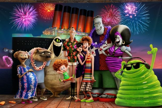 Hotel Transylvania 4 All Geared Up For A Merry Release In 2021