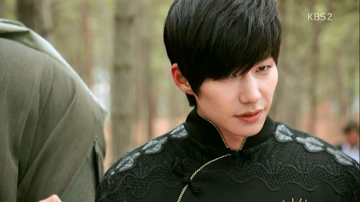Song Jae Rim as Mo Il Hwa in Inspiring Generation from t