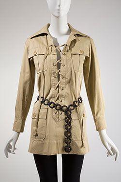 Yves Saint Laurent + Halston: Fashioning the 70s | Fashion ...