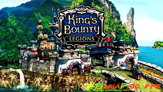 Kings Bounty: Legions 1.9.250 Apk  Data for android    Kings Bounty: Legions Apk  Kings Bounty: Legions is a Strategy Games for Android  Download last version of Kings Bounty: Legions Apk  Data for android from MafiaPaidApps with direct link  Tested By MafiaPidApps  without adverts & license problem  without Lucky patcher & google play the mod   King's Bounty: Legions. 3D turn-based strategy in fantasy world.  Save worlds and fight alongside friends in one of the finest strategy games!  One…