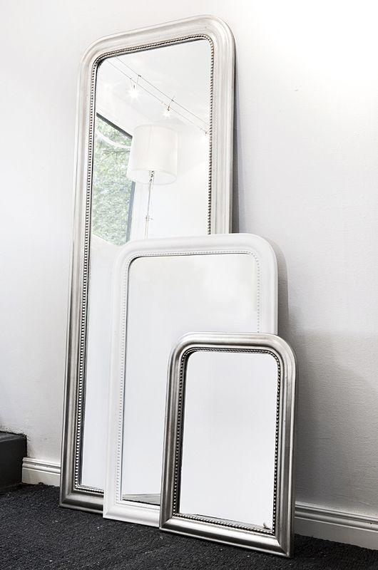 Nougat: Peilit - Keskikokoinen peili