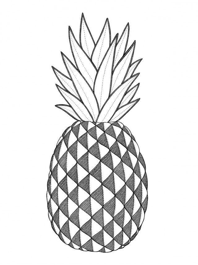 Tovelisa Ananas - Loppisverkstan