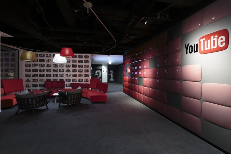 #Moqueta en las #Oficinas de #Youtube Tokyo www.decorgreen.es