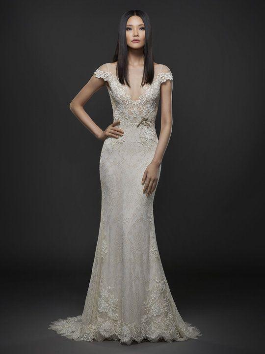 Lazaro Bridal   Musette Boutique Boston