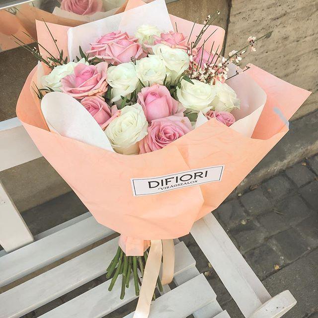 💕💕💕  #TavaszVan #Virág #Rózsa #Csokor #Difiori #pasztell #tavasz #DifioriVirágszalon #Floral #Bouquet  #virág #Flowerstagram #FlowerOfTheDay #FlowerMagic
