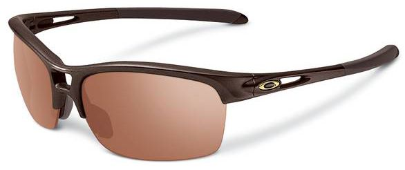Oakley RPM Squared Sunglasses with Chocolate Sin Frame and VR28 Black Iridium Lenses