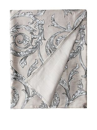 Filling Spaces Jayne Throw (Gray/Silver)