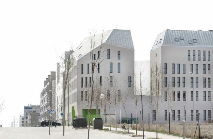 Social Housing in Madrid / Iñaqui Carnicero Architecture Oficce