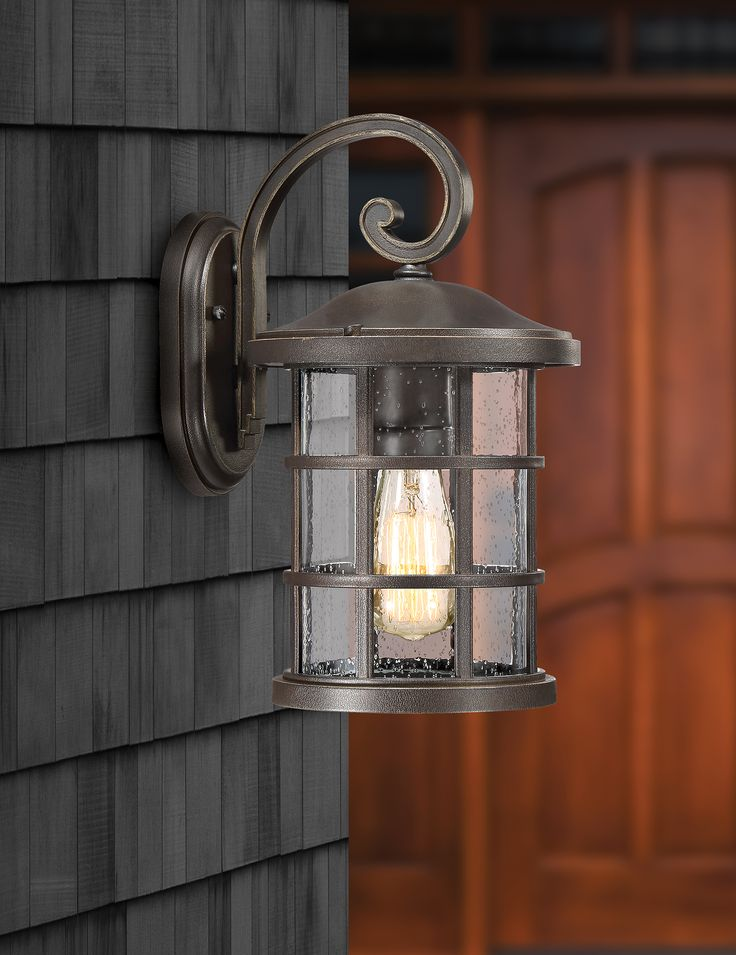 Quoizel Outdoor Lighting 28 best quoizel outdoor lighting images on pinterest exterior crusade wall lantern cse8408pn inspired by craftsman design the crusade outdoor series is clean and workwithnaturefo