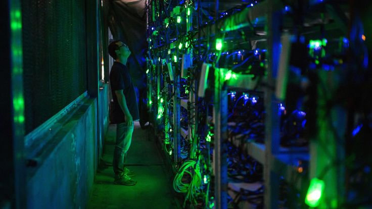 http://ift.tt/2slbh04 every bitcoin transaction no matter how small uses at least enough electricity to power an average home for an entire day.