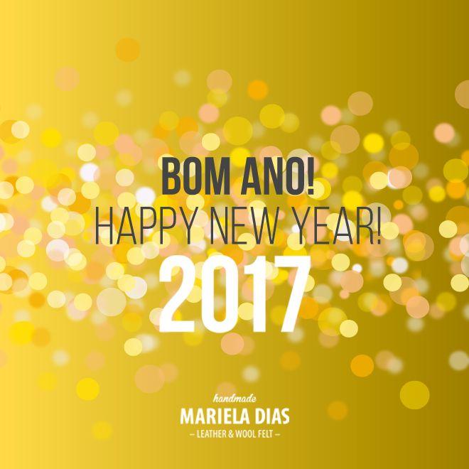 Happy new year · 2017