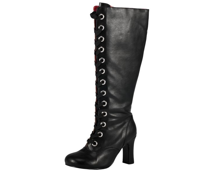 knee high TUK boot--similar to a pair i lost somehow between moving from philly to here. :(