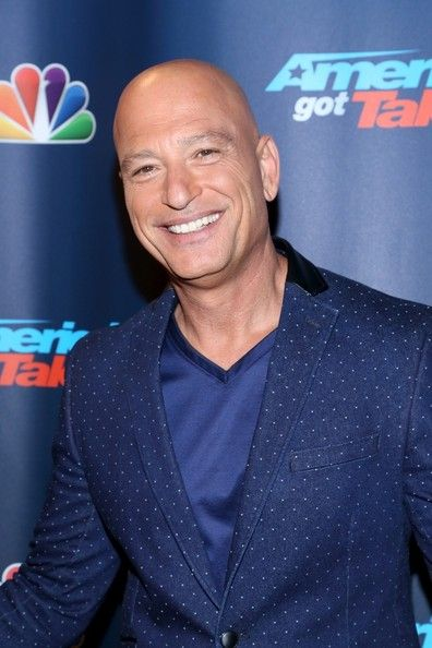 Howie Mandel at 'AGT' Red Carpet Event in NYC