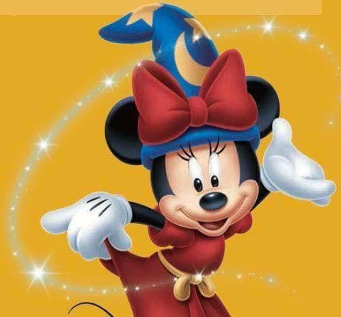 Sorcerer Minnie Mouse