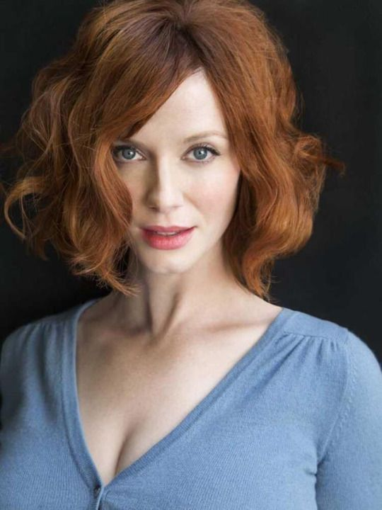 Beautiful Christina Hendricks