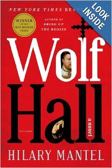 Wolf Hall: Hilary Mantel