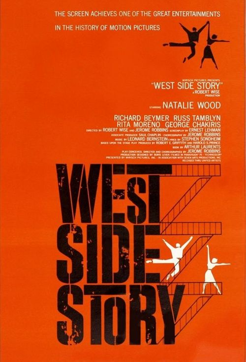 West Side Story, Movie Poster